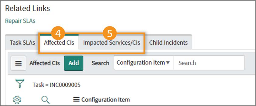 Incident Form - CSDM Lists