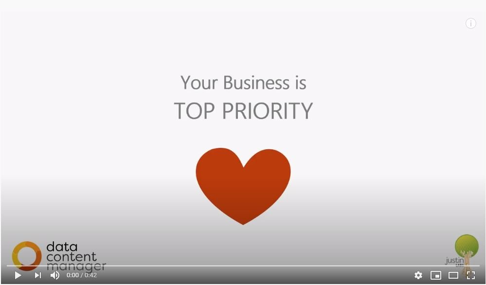 DCM Video: Your Business is Our Top Priority