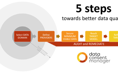 5 Steps to Better Data Quality (Especially in CMDB)